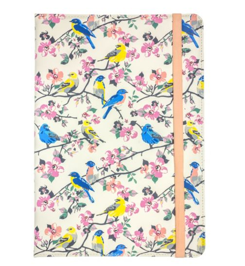Trendz 6-8in Universal Vintage Bird Tablet Cover