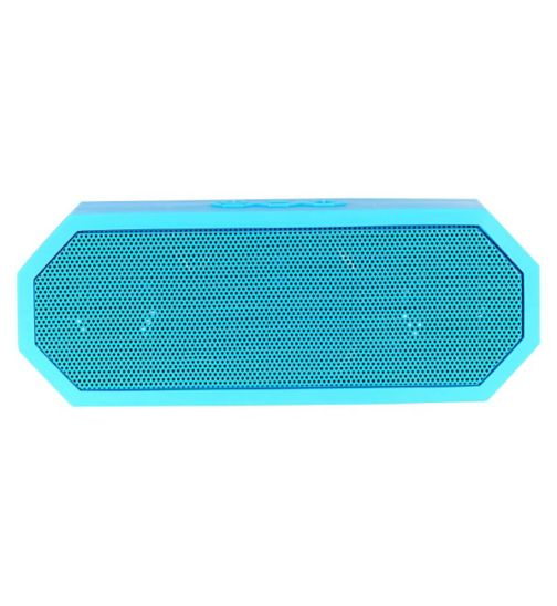 Altec Lansing iMW455 Jacket H2O Bluetooth Wireless Speaker - Blue