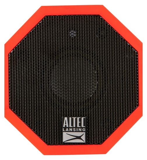 Altec Lansing Waterproof Solo Jacket- Red