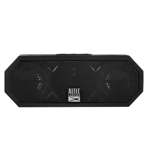 Altec Lansing iMW455 Jacket H2O Bluetooth Wireless Speaker - Black
