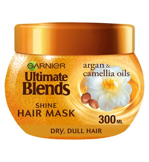 Garnier Ultimate Blends Marvellous Moisture Balm 300ml