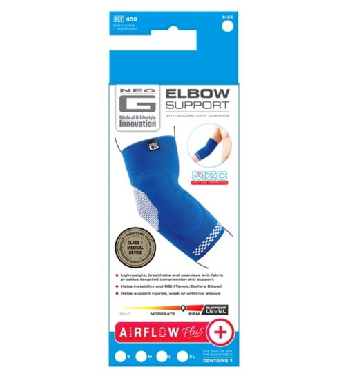 Neo G Airflow Plus Elbow Support  - Small