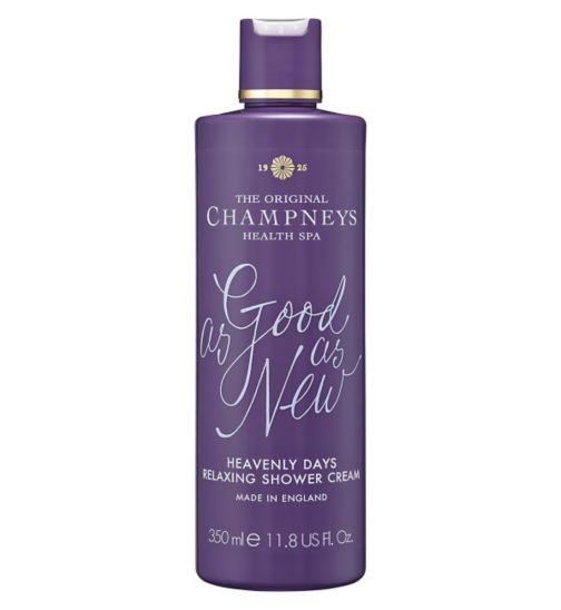 Champneys Heavenly Days Relaxing Shower Cream 350ml