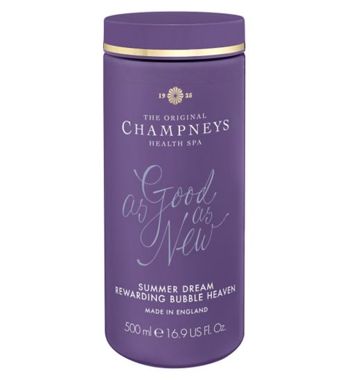 Champneys Heavenly Days Relaxing Bubble Heaven 500ml