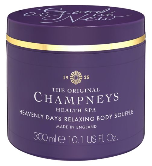 Champneys Heavenly Days Relaxing Butter Souffle 300ml