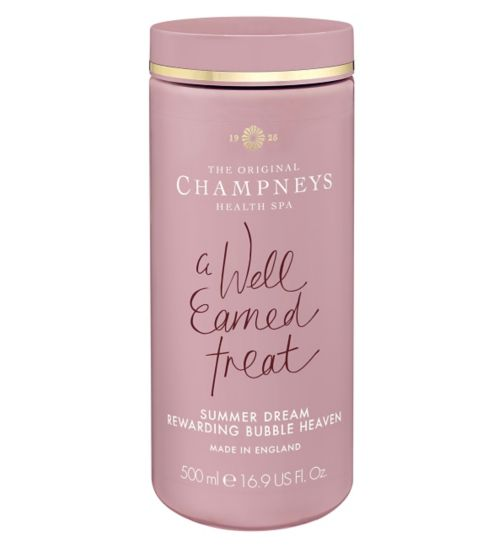 Champneys Summer Dream Rewarding Bubble Heaven 500ml