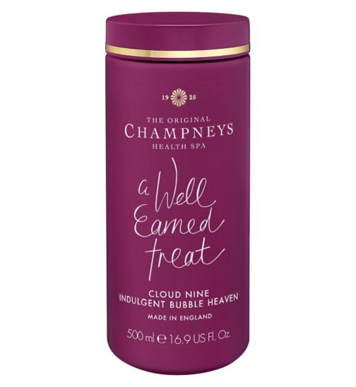 Champneys Cloud Nine Indulgent Bubble Heaven 500ml