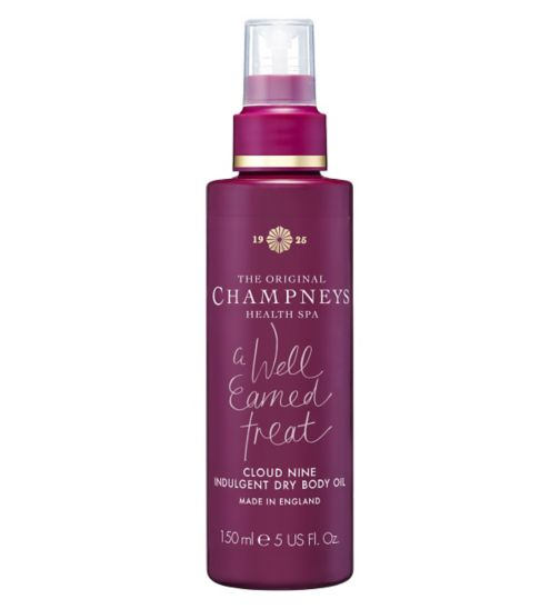 Champneys Cloud Nine Indulgent Dry Body Oil 150ml