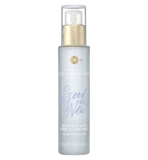 Champneys Heavenly Days Sleep Pillow Mist 50ml
