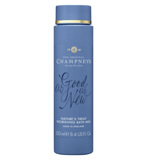 Champneys Nature's Treat Nourishing Bath Milk 250ml