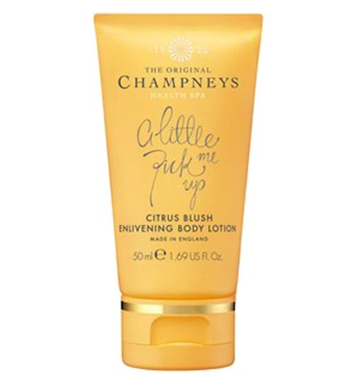 Champneys Citrus Blush Enlivening Body Lotion 50ml