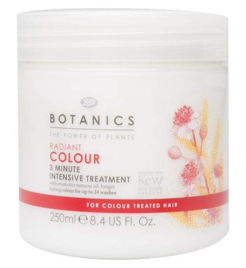 Botanics Vibrant Colour 3 Minute Intensive Treatment