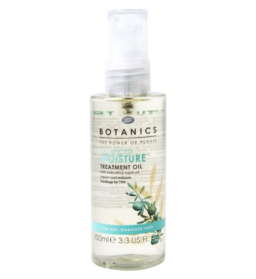 Botanics BALANCED MOISTURE TREATMENT OIL