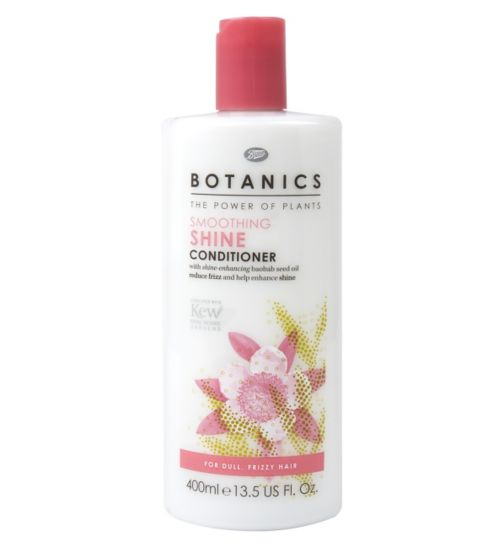 Botanics SMOOTHING SHINE CONDITIONER