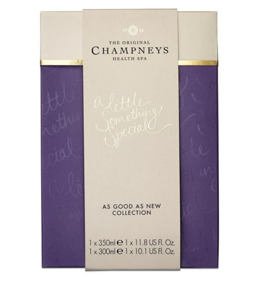 Champneys As Good As New Collection