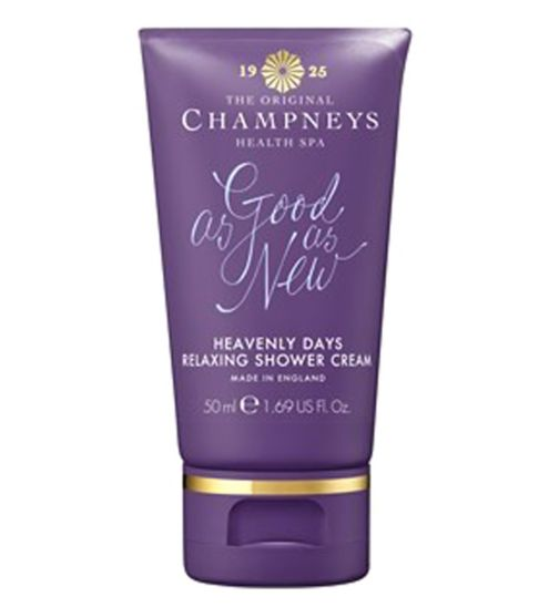Champneys Heavenly Days Relaxing Shower Cream 50ml