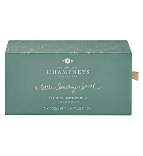 Champneys Beautiful Butters Duo