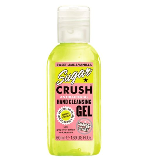 Soap & Glory SUGAR CRUSH Hand Sanitizer 50ml