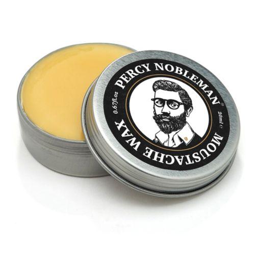 Percy Nobleman's Moustache Wax 20ml