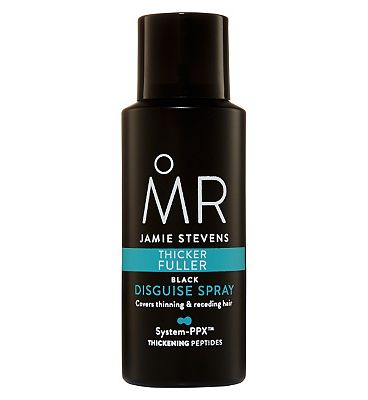 Mr Jamie Stevens Disguise Spray Black 100ml