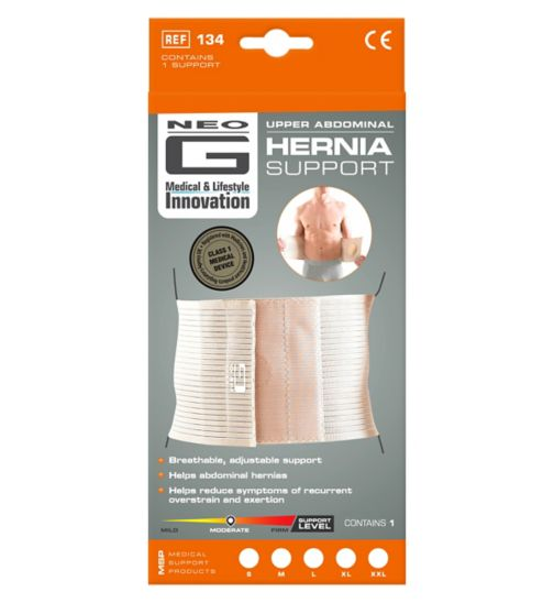 Neo G Upper Abdominal Hernia Support - X Large