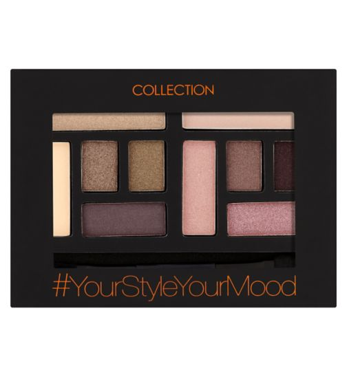 Collection #YourStyleYourMood Eye Shadow Palette