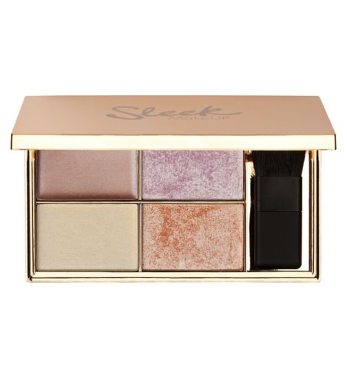 Sleek Highlighter Eye Palette solstice