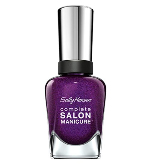 Sally Hansen Complete Salon Manicure Holiday Limited Edition Online Only - Deck the Halls