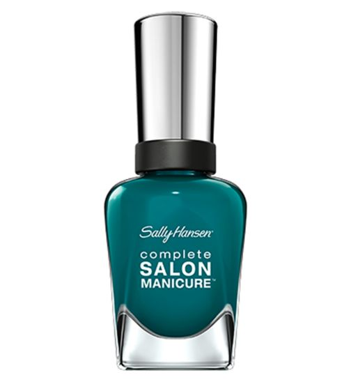 Sally Hansen Complete Salon Manicure Holiday Limited Edition Online Only - Jolly Jade