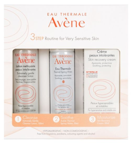 Avène Sensitive Skin Saviour Kit Routine