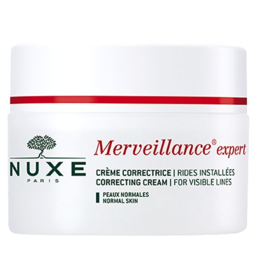 Nuxe Merveillance Expert - Anti-Ageing Correcting  Cream  for visible lines