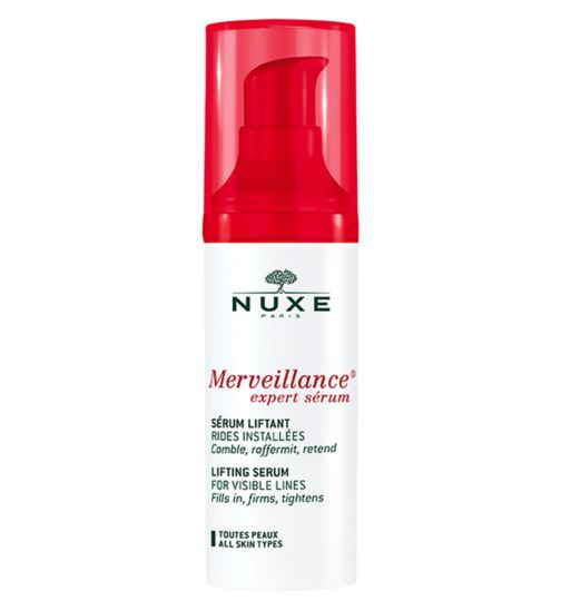 Nuxe Merveillance Expert -  Anti-Ageing Lifting Serum for Visible Lines