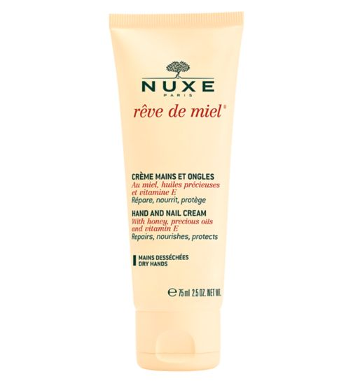 Nuxe Reve de Miel -  Hand and Nail Cream with Honey