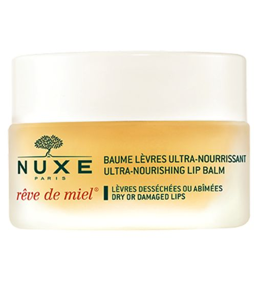 Nuxe Reve de Miel - Ultra Nourishing Lip Balm  with Honey