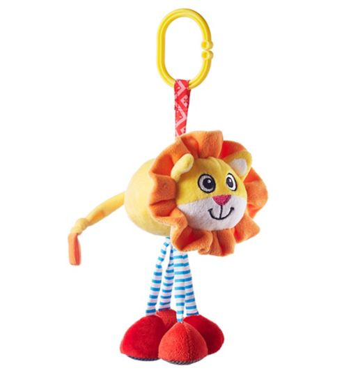 Nuby Zoo Chimes Teether