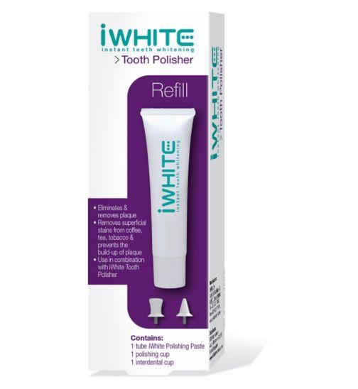iWhite Tooth Polisher Refill - 10ml
