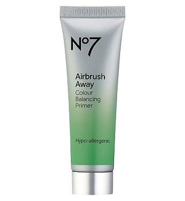 Image of No7 Airbrush Away Colour Balancing Primer
