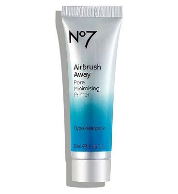 Image of No7 Airbrush Away Pore Minimising Primer 30ml