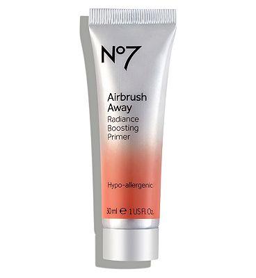Image of No7 Airbrush Away Radiance Boosting Primer