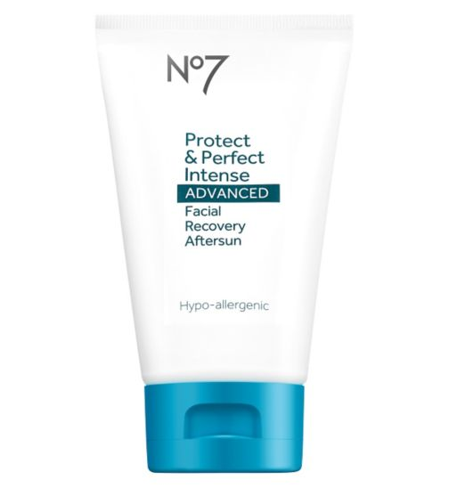 No7 Protect & Perfect Intense ADVANCED Facial Recovery Aftersun
