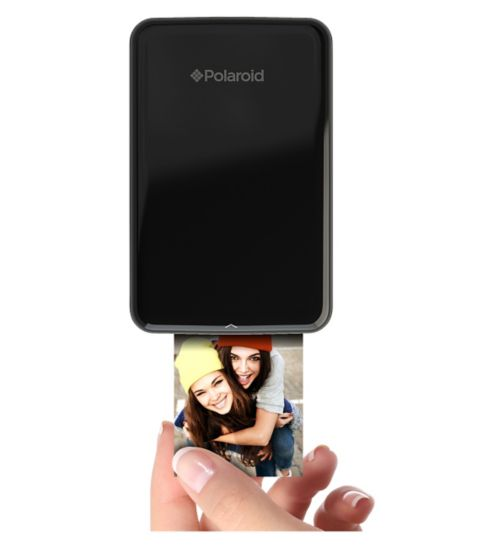Polaroid Zip Bluetooth Instant Mobile Printer Black