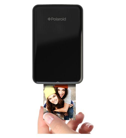 Polaroid Zip Bluetooth Instant Mobile Printer Black