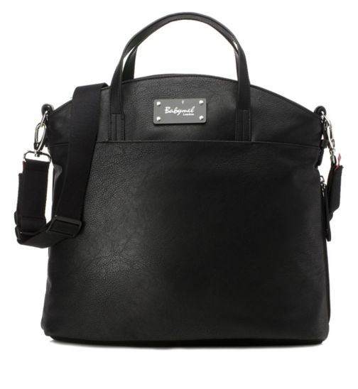 Babymel Grace Changing Bag - Black