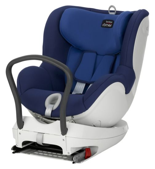 Britax Romer Dualfix Car Seat group 0+/1 ocean blue