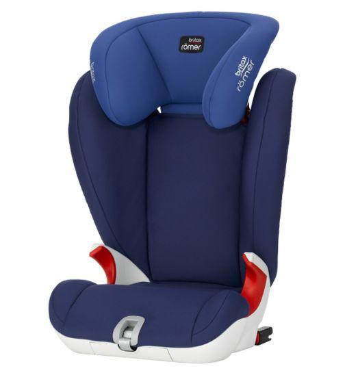 Britax Romer KIDFIX SL Car Seat - Ocean Blue