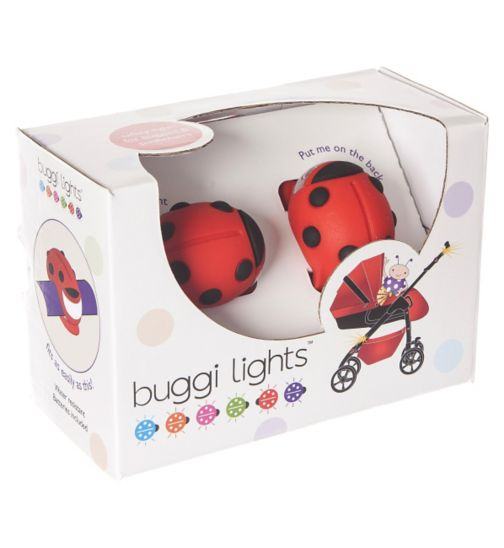 Hippychick Buggi Lights Red