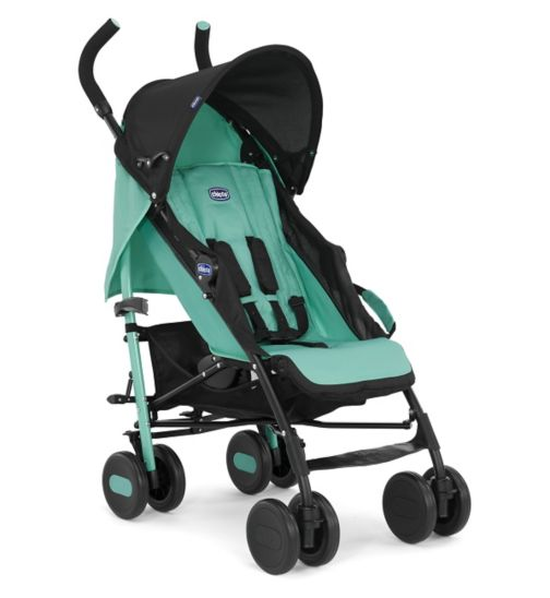Chicco Echo Stroller - Sea Green