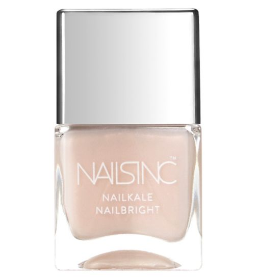 Nails Inc Knightsbridge Mews Nailkale Nailbright Polish 14ml