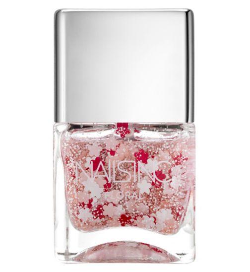 Nails Inc Daisy Lane Floral Nail Polish 14ml