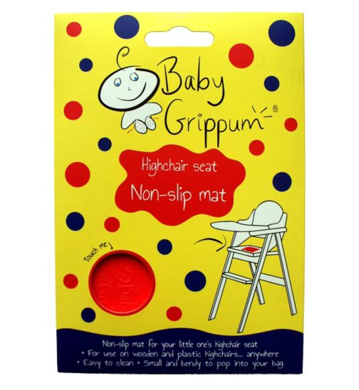 Baby Grippum High Chair Seat Mat